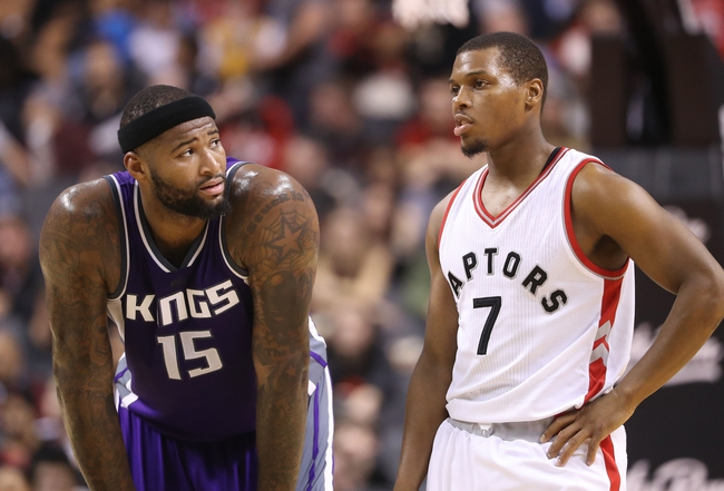 Kings to sport new look against Raptors