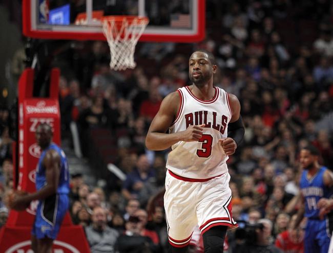 Bulls toppled Magic on the road, 100-92