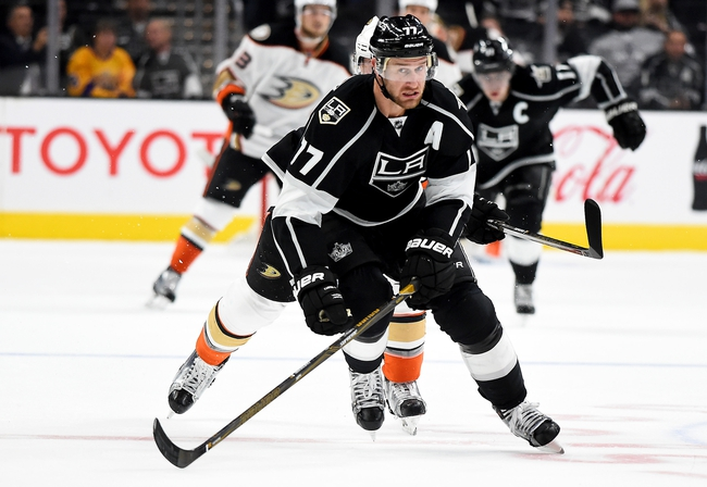 Anaheim Ducks vs. Los Angeles Kings - 11/20/16 NHL Pick, Odds, and Prediction