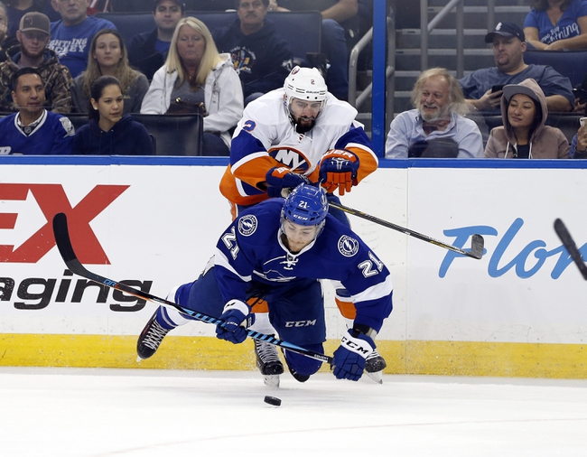 New York Islanders vs. Tampa Bay Lightning - 11/14/16 NHL Pick, Odds, and Prediction