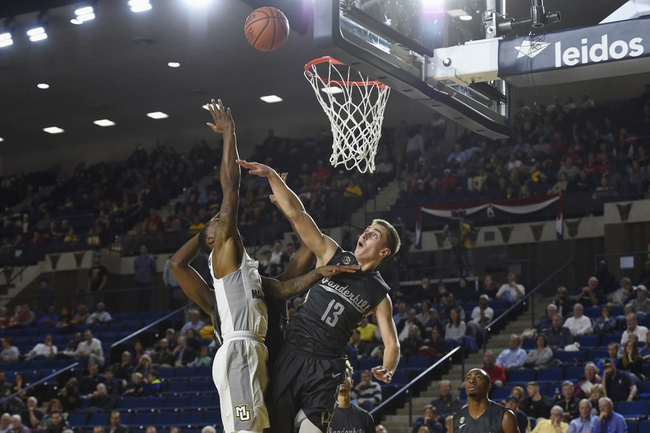 Vanderbilt vs. Belmont - 11/15/16 College Basketball Pick, Odds, and Prediction