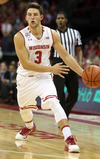 Creighton Bluejays vs. Wisconsin Badgers - 11/15/16 College Basketball Pick, Odds, and Prediction