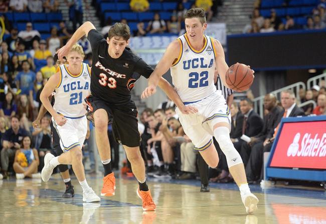 UCLA Bruins vs. Cal State-Northridge Matadors - 11/13/16 College Basketball Pick, Odds, and Prediction