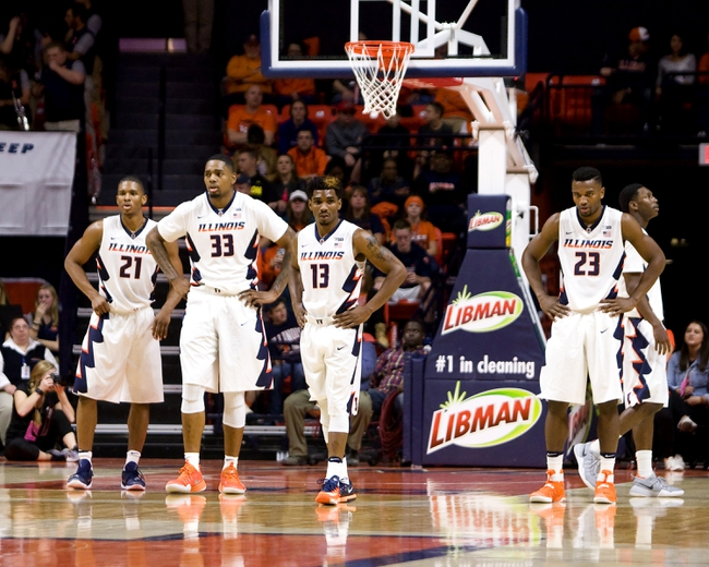 Illinois vs. Detroit - 11/18/16 College Basketball Pick, Odds, and Prediction
