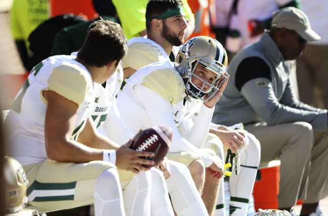 Baylor vs. Kansas State - 11/19/16 College Football Pick, Odds, and Prediction