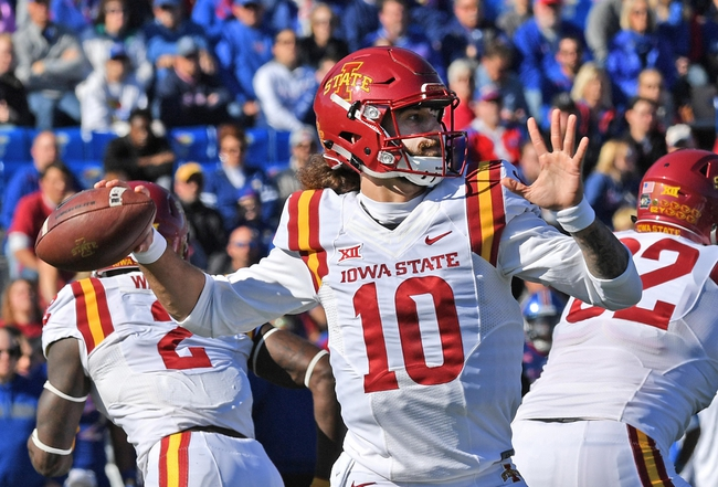 Iowa State vs. Texas Tech - 11/19/16 College Football Pick, Odds, and Prediction