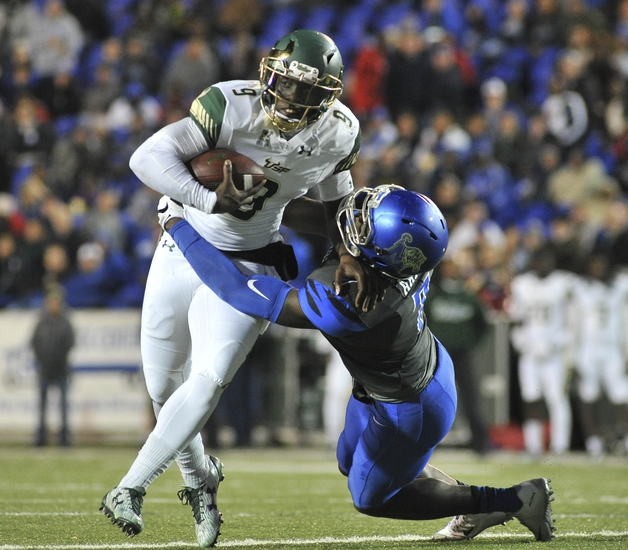 USF vs. UCF - 11/26/16 College Football Pick, Odds, and Prediction