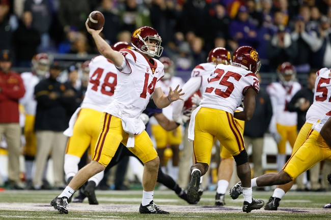 UCLA Bruins vs. USC Trojans - 11/19/16 College Football Pick, Odds, and Prediction