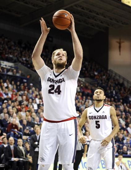 Quinnipiac vs. Gonzaga - 11/24/16 College Basketball Pick, Odds, and Prediction