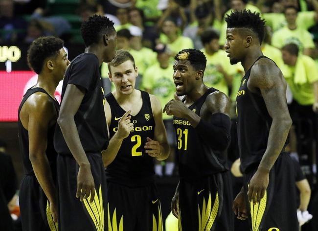 Oregon Ducks vs. Valparaiso Crusaders - 11/17/16 College Basketball Pick, Odds, and Prediction