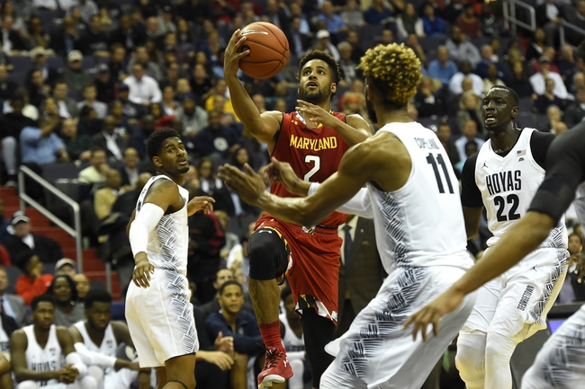 Richmond Spiders vs. Maryland Terrapins - 11/25/16 College Basketball Pick, Odds, and Prediction