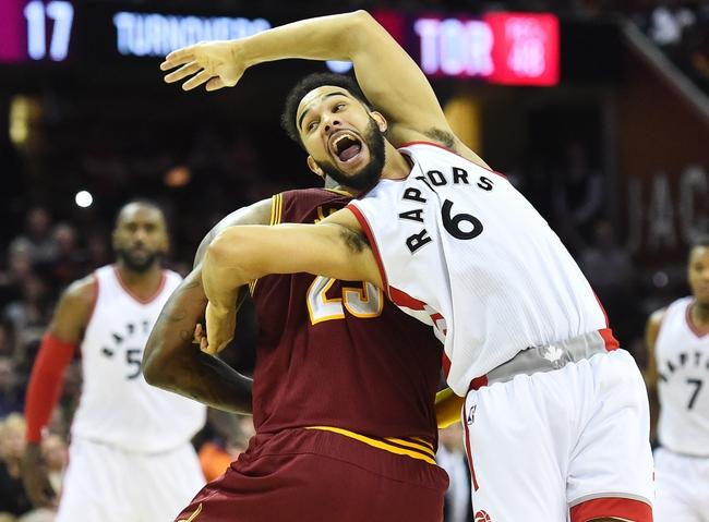 Cavs overcome Toronto Raptors 116-112