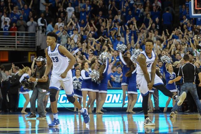 Creighton vs. Washington State - 11/18/16 College Basketball Pick, Odds, and Prediction