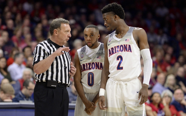 Arizona Wildcats vs. Sacred Heart Pioneers - 11/18/16 College Basketball Pick, Odds, and Prediction