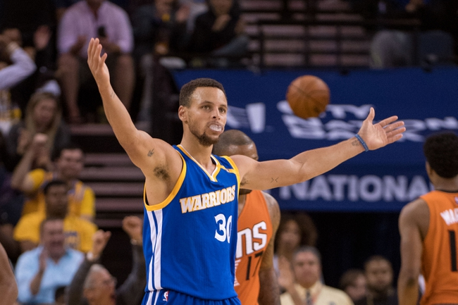 Golden State Warriors vs. Phoenix Suns - 12/3/16 NBA Pick, Odds, and Prediction