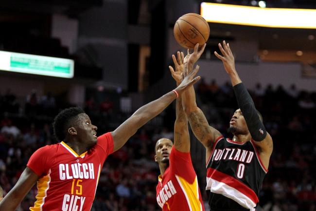 Portland Trail Blazers vs. Houston Rockets - 11/27/16 NBA Pick, Odds, and Prediction