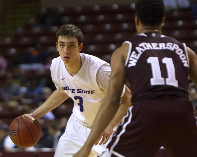 Boise State Broncos vs. Western Michigan Broncos - 11/20/16 College Basketball Pick, Odds, and Prediction