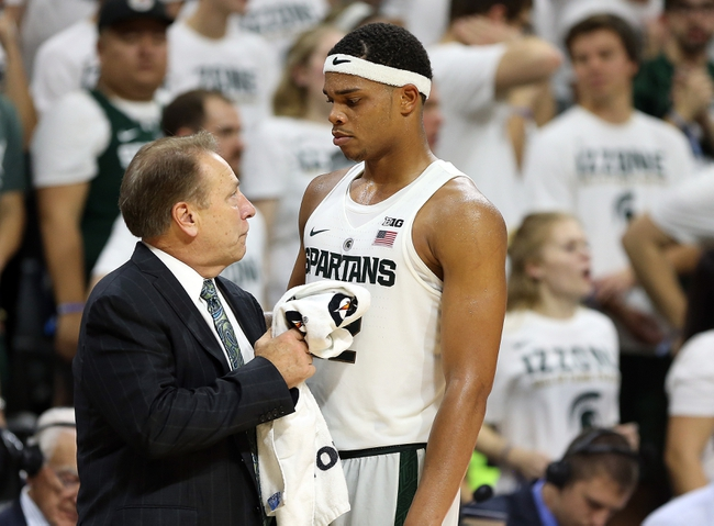 Michigan State vs. St. John's - 11/23/16 College Basketball Pick, Odds, and Prediction