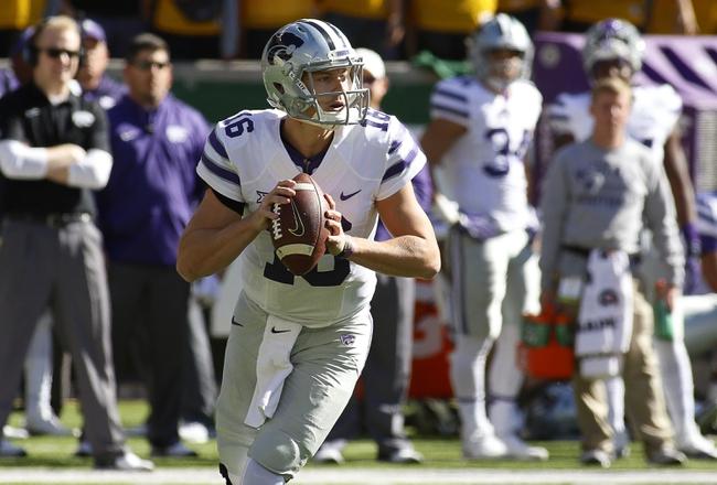 Kansas State vs. Kansas - 11/26/16 College Football Pick, Odds, and Prediction
