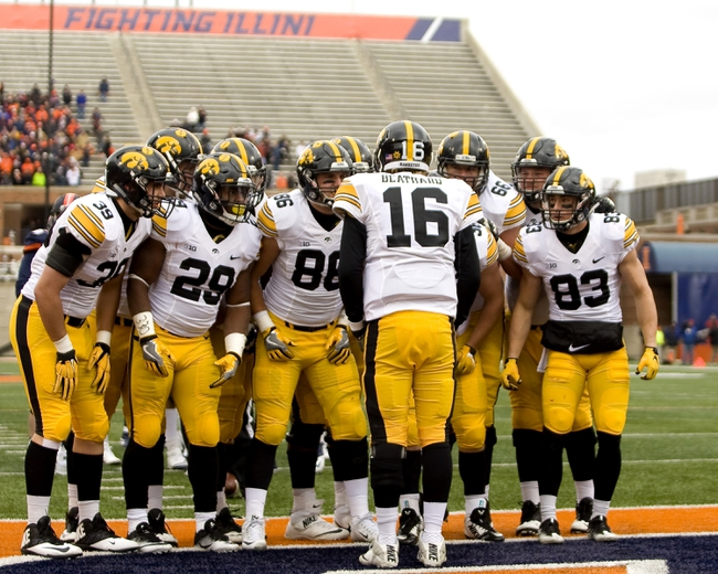 Iowa vs. Nebraska - 11/25/16 College Football Pick, Odds, and Prediction