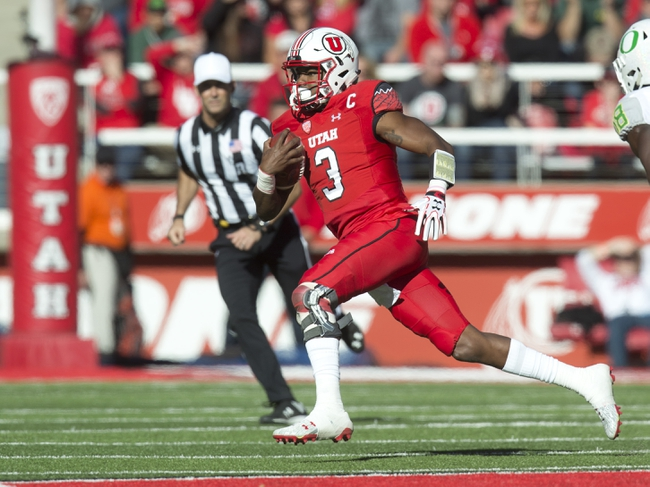 Colorado Buffaloes vs. Utah Utes - 11/26/16 College Football Pick, Odds, and Prediction
