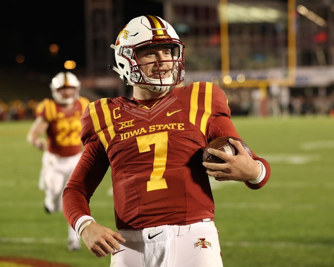 Iowa State vs. West Virginia - 11/26/16 College Football Pick, Odds, and Prediction
