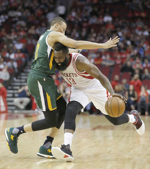 Utah Jazz vs. Houston Rockets - 11/29/16 NBA Pick, Odds, and Prediction