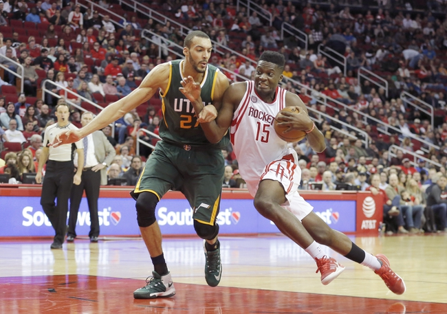 Hayward scores 31, leads Jazz to 120-101 win over Rockets