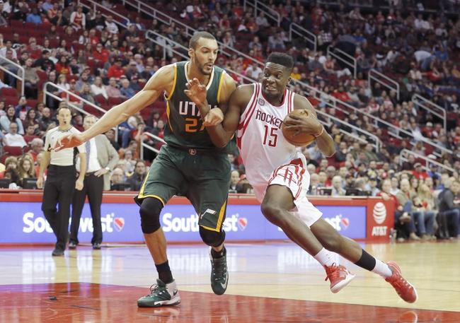 Houston Rockets at Utah Jazz - 11/29/16 NBA Pick, Odds, and Prediction