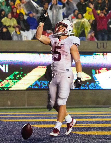 Stanford Cardinal vs. Rice Owls - 11/26/16 College Football Pick, Odds, and Prediction