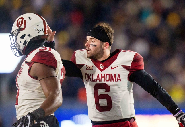 Oklahoma vs. Oklahoma State - 12/3/16 College Football Pick, Odds, and Prediction