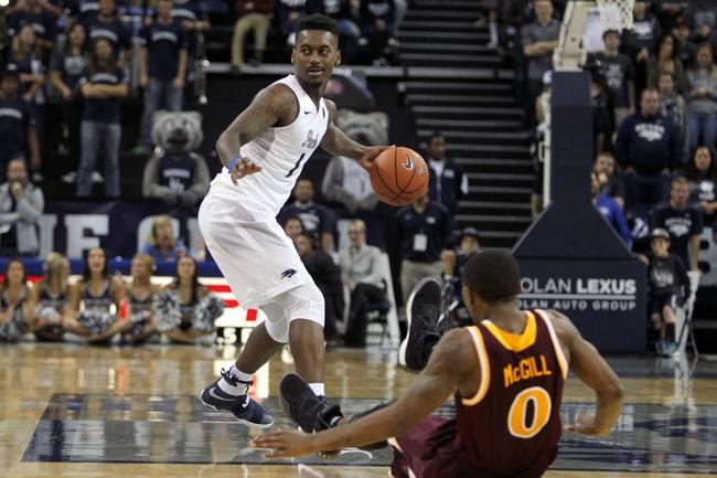 Nevada vs. Pacific - 11/29/16 College Basketball Pick, Odds, and Prediction