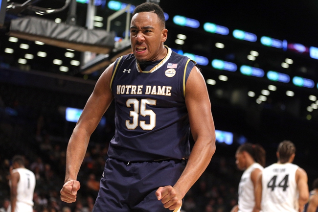 Northwestern vs. Notre Dame - 11/22/16 College Basketball Pick, Odds, and Prediction