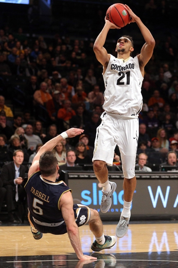 Colorado vs. Wofford - 11/27/16 College Basketball Pick, Odds, and Prediction