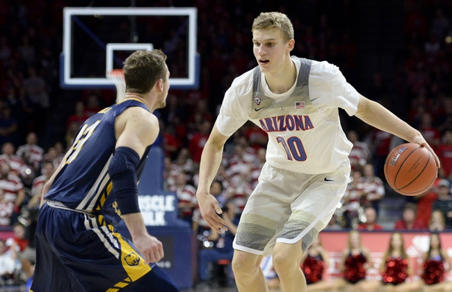 Arizona vs. Butler - 11/25/16 College Basketball Pick, Odds, and Prediction