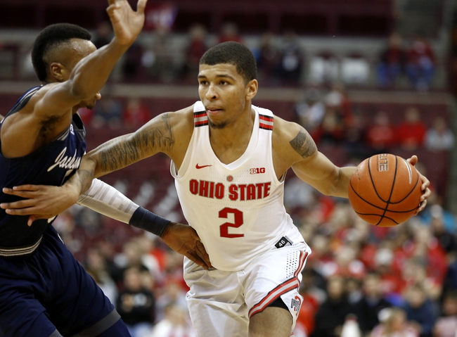 Ohio State Buckeyes vs. Marshall Thundering Herd - 11/25/16 College Basketball Pick, Odds, and Prediction
