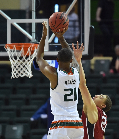 Miami Hurricanes vs. Rutgers Scarlet Knights - 11/30/16 College Basketball Pick, Odds, and Prediction