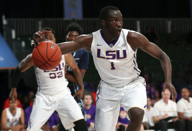 LSU vs. Houston - 11/29/16 College Basketball Pick, Odds, and Prediction