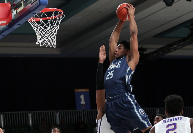 Old Dominion vs. Dartmouth - 11/30/16 College Basketball Pick, Odds, and Prediction