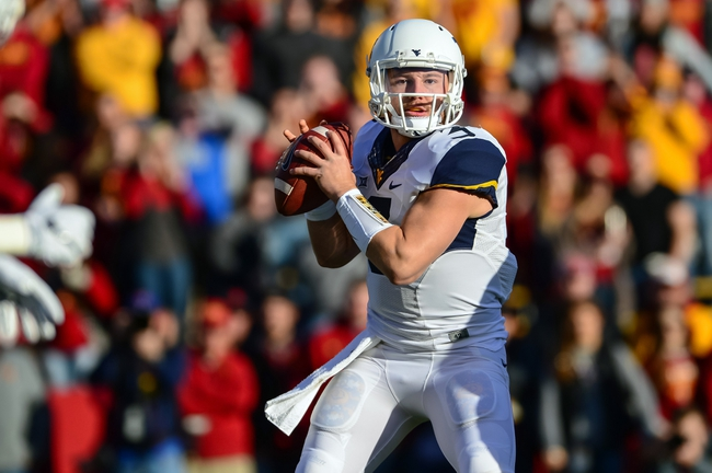 West Virginia vs. Baylor - 12/3/16 College Football Pick, Odds, and Prediction