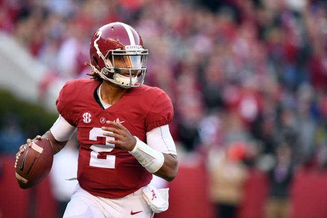 Alabama vs. Florida - 12/3/16 College Football Pick, Odds, and Prediction