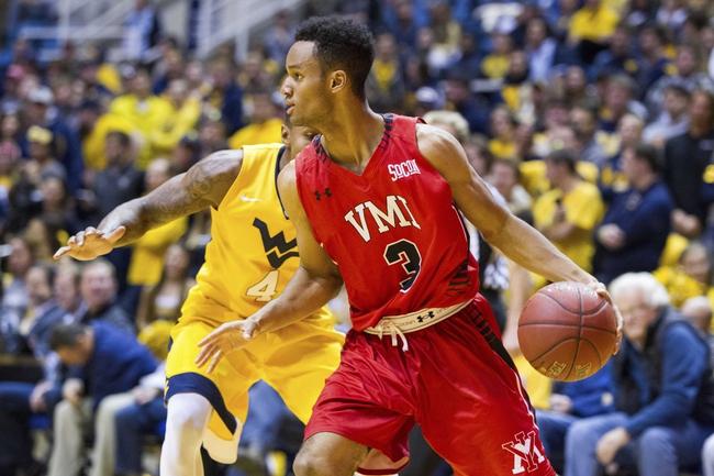 VMI vs. Western Carolina - 1/12/17 College Basketball Pick, Odds, and Prediction