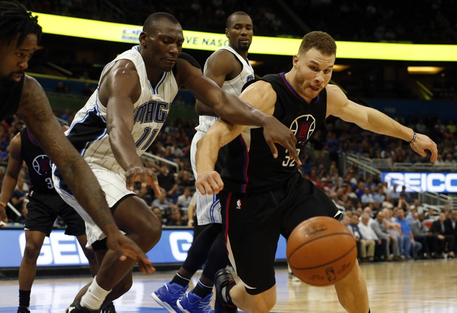 Los Angeles Clippers vs. Orlando Magic - 1/11/17 NBA Pick, Odds, and Prediction