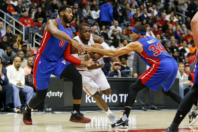 Pistons pick up second straight win Wednesday