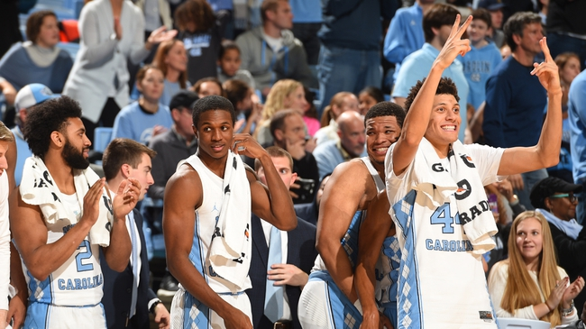 No. 11 North Carolina beats No. 9 Florida State 96-83
