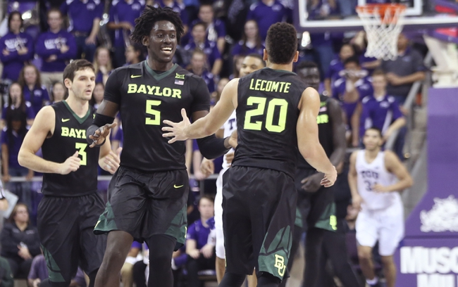 Baylor men hang on to beat Texas Tech