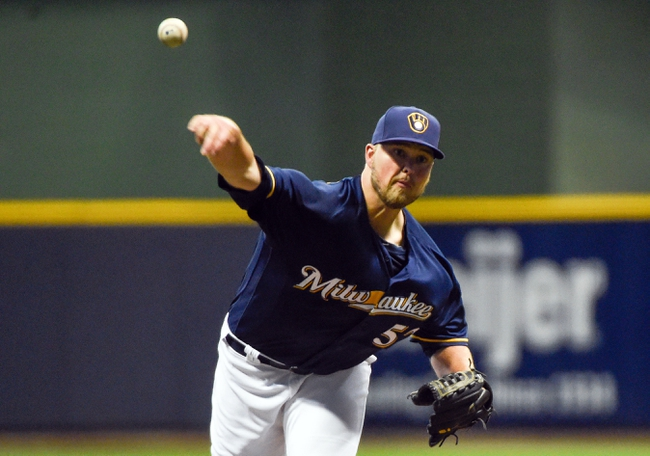 milwaukee brewers glove logo. they have a blue top with \ milwaukee brewers glove logo
