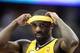 April 17, 2013; Denver, CO, USA; Denver Nuggets guard Ty Lawson (3) during the first half against the Phoenix Suns at the Pepsi Center. Mandatory Credit: Chris Humphreys-USA TODAY Sports