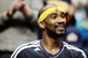 April 17, 2013; Denver, CO, USA; Denver Nuggets forward Corey Brewer (13) on the bench during the first half against the Phoenix Suns at the Pepsi Center. Mandatory Credit: Chris Humphreys-USA TODAY Sports