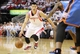 Apr 27, 2013; Houston, TX, USA; Houston Rockets point guard Jeremy Lin (7) drives the ball to the basket during the first quarter against the Oklahoma City Thunder during game three in the first round of the 2013 NBA playoffs at the Toyota Center. Mandatory Credit: Troy Taormina-USA TODAY Sports